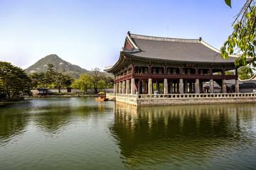 Geunjeongjeon Hall, Seoul, Korea