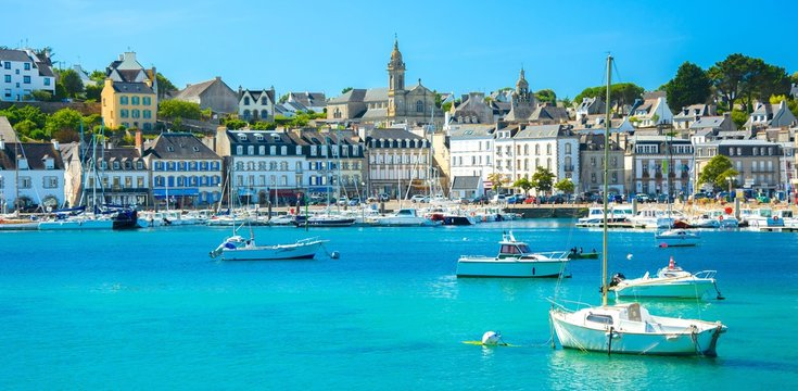 Audierne en Bretagne, France