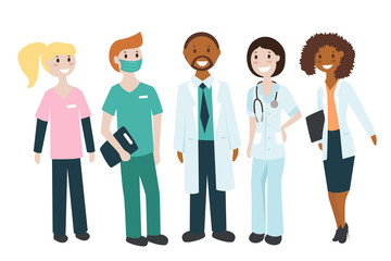 international group of doctors