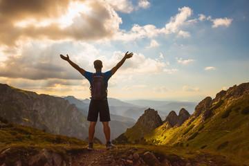 successful people Concept sport, motivation, inspiration