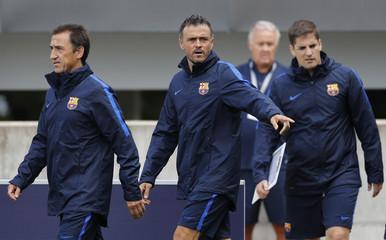 Barcelona Training