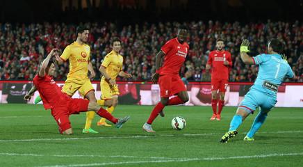 Adelaide United v Liverpool - Pre Season Friendly
