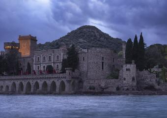 The Napoule Castle