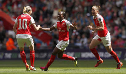 Arsenal v Chelsea - Women's FA Cup Final