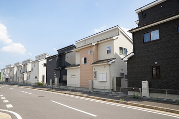 新興住宅街