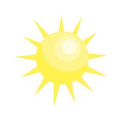 nice light sun image