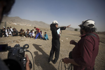 To match Feature AFGHANISTAN-FILM/WOMEN
