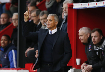 Welling United v Carlisle United - FA Cup Second Round