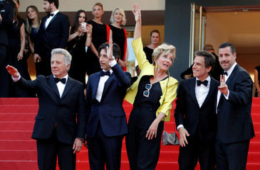 70th Cannes Film Festival - Screening of the film The Meyerowitz Stories (New and Selected) in competition - Red Carpet Arrivals