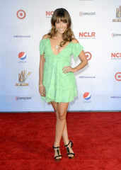 Actress Fernanda Romero arrives at the 2011 National Council of La Raza ALMA Awards in Santa Monica, California