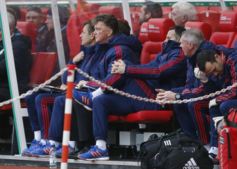 Stoke City v Manchester United - Barclays Premier League