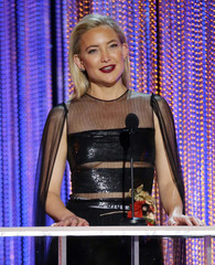 Kate Hudson presents an award during the 23rd Screen Actors Guild Awards in Los Angeles