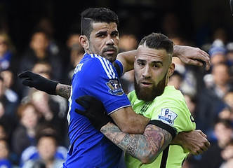 Chelsea v Manchester City - Barclays Premier League