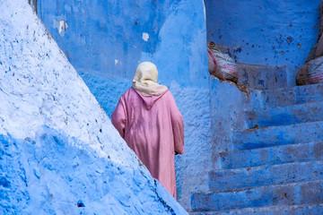 Marokko - die blaue Stadt Chefchaouen