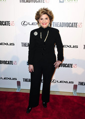"Attorney Allred arrives at ""The Advocate 45th"", celebrating the magazine's 45 years of publication in Beverly Hills"