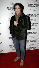 "Actor Matthew Settle attends the premiere of the film ""Tinker Tailor Soldier Spy"" in New York"