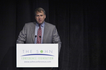 Managing Partner of Ospraie Management Anderson speaks during the Sohn Investment Conference in New York