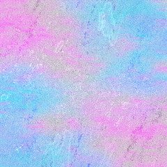 Soft blue and pink abstract background