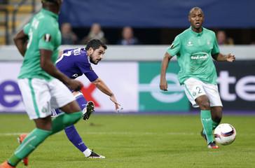 Anderlecht v AS Saint-Etienne - UEFA Europa League groupstage