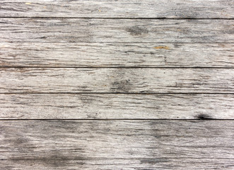 Old grunge decay pale wood plank texture background
