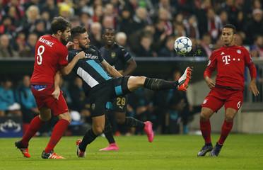 Bayern Munich v Arsenal - UEFA Champions League Group Stage - Group F
