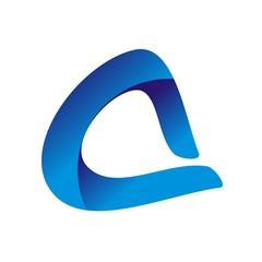 Logo A or a