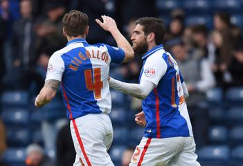 Blackburn Rovers v Bristol City - Sky Bet Football League Championship