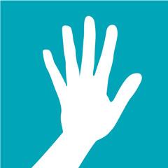 empreinte main