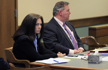 Attorneys for Lane attend juvenile court hearing to determine whether he will be tried as an adult for the shooting death of three students in Chardon, Ohio