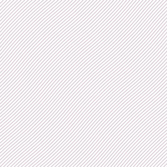 Striped wavy seamless background. Diagonal lines repeatable pattern.
