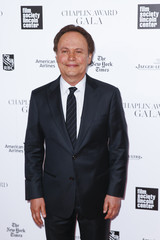 Billy Crystal arrives at the 41st Annual Chaplin Award Gala in New York