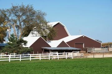 Brown Farm Buildings