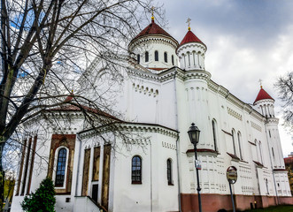Orthodox Cathedral of the Theotokos, Vilnius, Lithuania