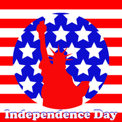 Independence day in America.