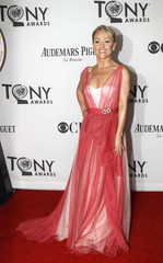 Actress Tracie Bennett arrives at the American Theatre Wing's 66th annual Tony Awards in New York