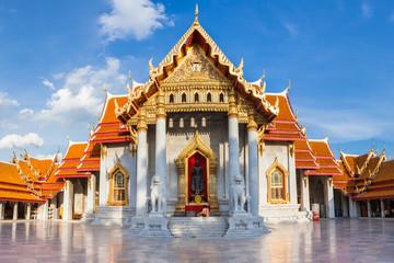 Marble Temple, Bangkok, Thailand