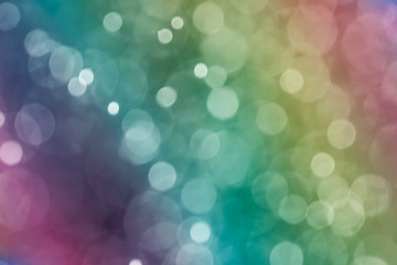 abstract  multicolored colorful for bokeh  background