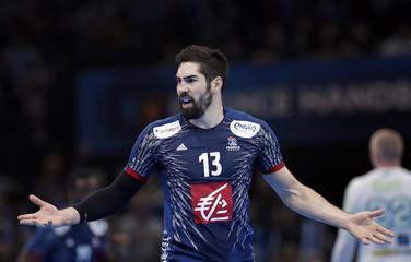 Men's Handball - France v Slovenia - 2017 Men's World Championship Semi-Finals
