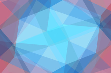 abstract geometric colorful background