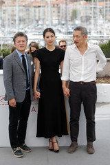 70th Cannes Film Festival - Photocall for the film Geu-hu (The Day After) in competition - Cannes, France. 22/05/2017.