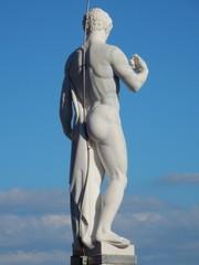 Milano – Statua del Duomo