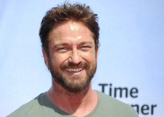"""British actor Gerard Butler arrives at the premiere of """"How To Train Your Dragon 2"""" in Los Angeles, California"""