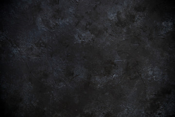 Blank marble texture dark background