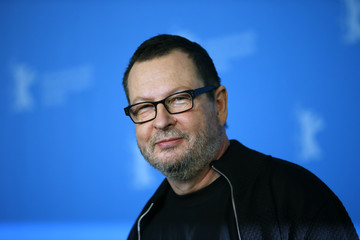 "Director Lars von Trier poses during a photocall to promote the movie ""Nymphomaniac Volume I"" during the 64th Berlinale International Film Festival in Berlin"
