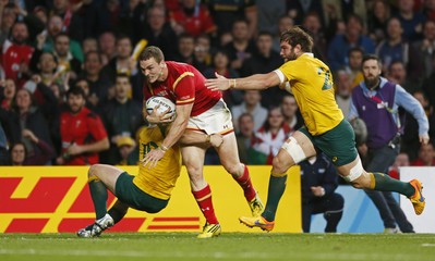 Australia v Wales - IRB Rugby World Cup 2015 Pool A