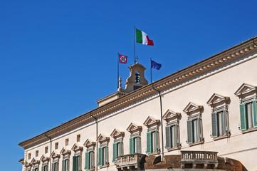 Roma, il palazzo del Quirinale
