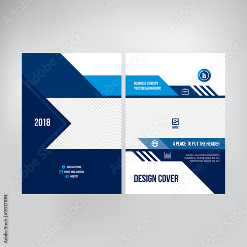 product booklet template