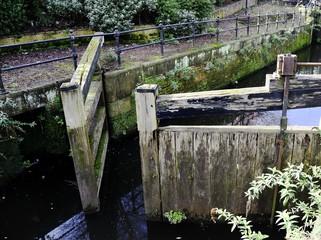 Lock barriers
