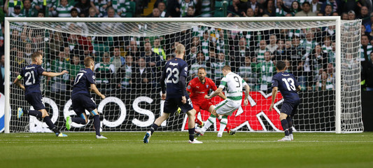Celtic v Malmo FF - UEFA Champions League Qualifying Play-Off First Leg