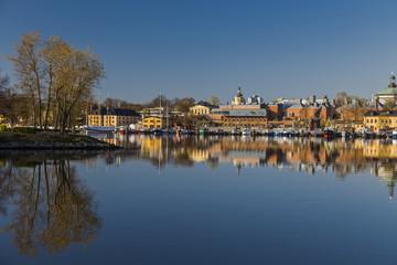 Fototapete - eastern shore of Skeppsholmen